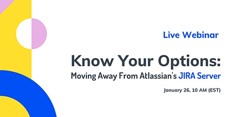 Know Your Options: Moving Away From Atlassian's JIRA Server tickets