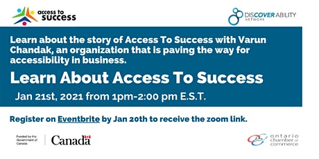 Access to Success with Varun Chandak tickets