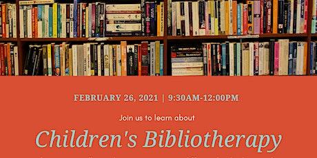 Children's Bibliotherapy biglietti