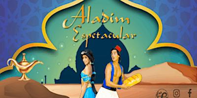 Desconto Férias no Teatro West Plaza: Aladim