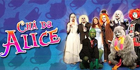 Desconto: Chá da Alice, no Teatro West Plaza ingressos