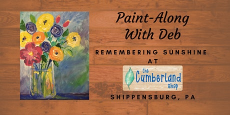 Remembering Sunshine Paint-Along tickets