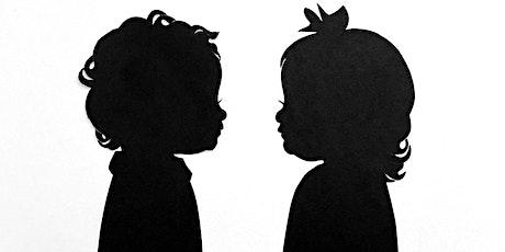 Lora Belle Baby- Hosting Silhouette Artist, Erik Johnson - $30 Silhouettes tickets