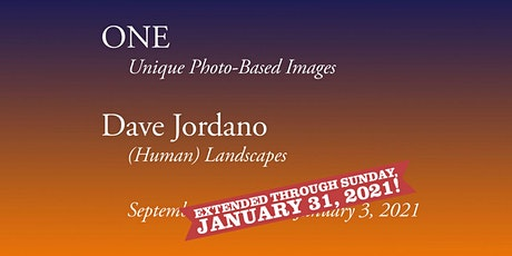 EXTENDED: ONE/Jordano Exhibitions tickets