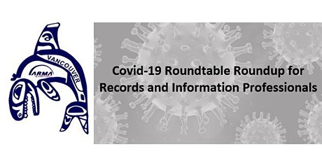 ARMA Vancouver's Covid Roundtable Roundup tickets