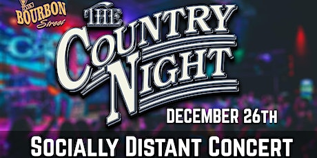 The Country Night at 115 Bourbon Street- Saturday, February 20 tickets