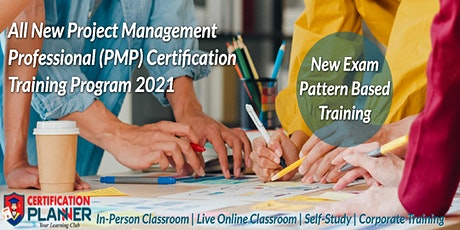 New Exam Pattern PMP  Certification Training in Charlotte tickets