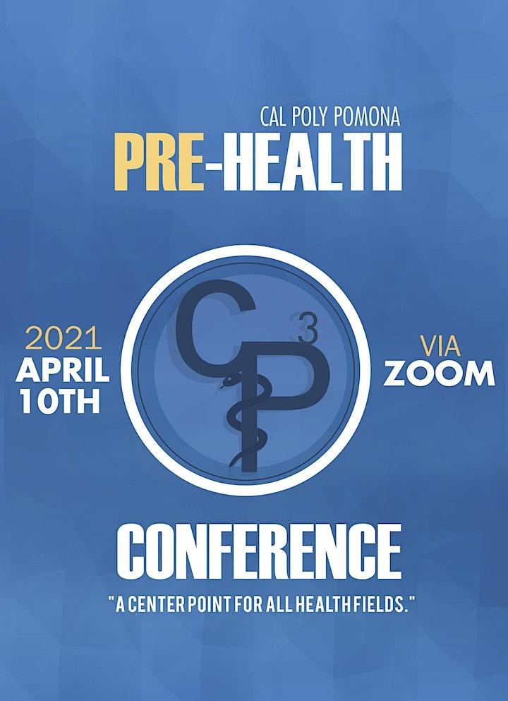Cal Poly Pomona Pre-Health Conference image