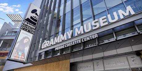The Grammy Museum tickets