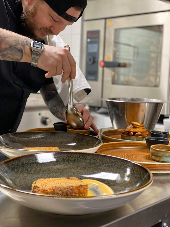Authentic Street Food Cooking Class w/ Masterchef Professionals Finalist image