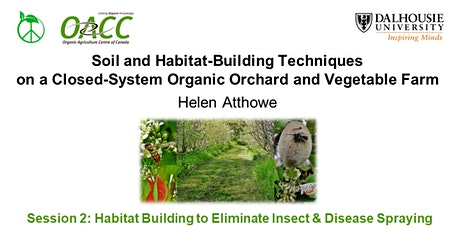 Habitat Building to Eliminate Insect & Disease Spraying with Helen Atthowe tickets