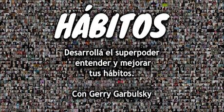 Hábitos - Cuarta edición - Participantes de Argentina entradas