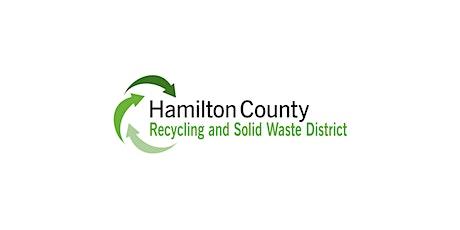 Waste Reduction Innovation Grant Webinar tickets