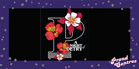 A Night of Poetry tickets