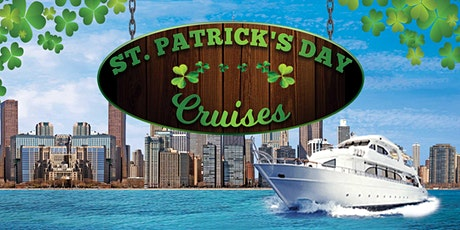 St. Patrick's Day Yacht Party - Cruise on Lake Michigan (21+ Only) tickets