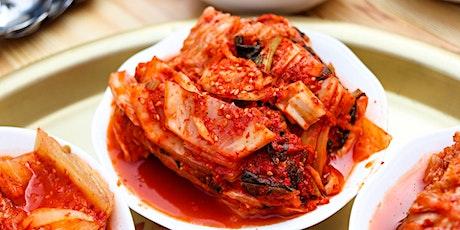 Fermentation Series - Kimchi tickets