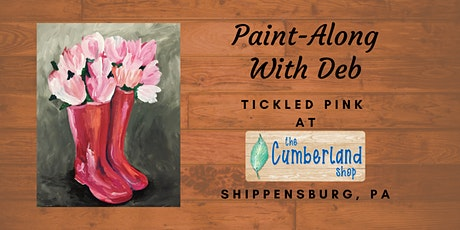Tickled Pink Paint-Along tickets