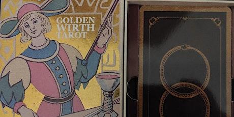 Tarot: lectura cartas entradas