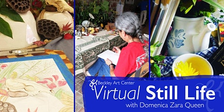 Virtual Still Life with Domenica tickets