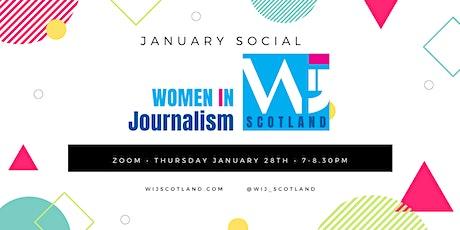 WiJ Scotland Members January Social tickets