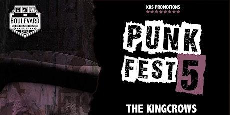 PunkFest 5 tickets