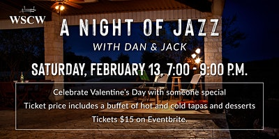 A Night of Jazz with Dan & Jack