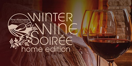 Winter Wine Soiree' Home Edition tickets