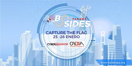 BSides CTF Panamá2021 entradas
