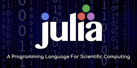WestGrid webinar: Parallel programming in Julia tickets