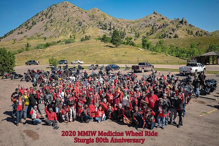 Sturgis Medicine Wheel Ride 2021 image