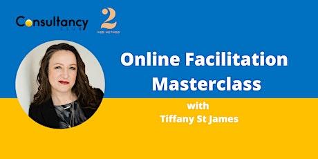 Online Facilitation Masterclass tickets