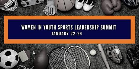 Women in Youth Sports Leadership Summit Tickets