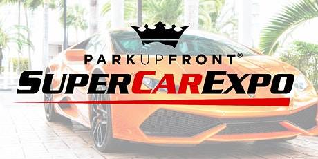 2021 Supercar Expo tickets