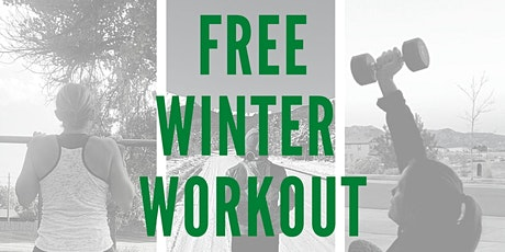 Free Winter Workout tickets