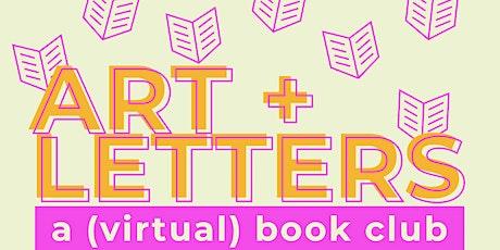 Art + Letters: Pleasure Activism with Courtney Warren tickets