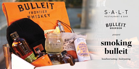 Smoking Bulleit  - Virtual Cocktail Workshop tickets