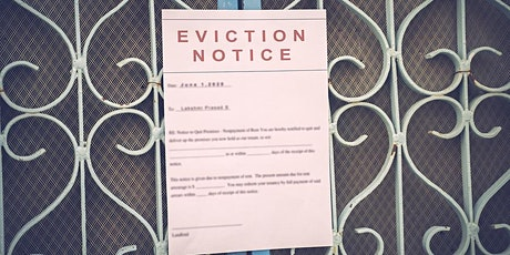 Evictions During COVID-19 tickets