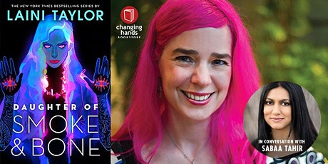 Laini Taylor: Daughter of Smoke and Bone Trilogy tickets
