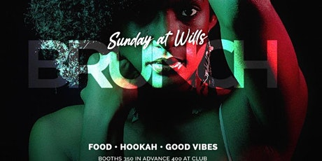 Sunday at Wills The Brunch That turned into A Day Party 5 til 9 W/Deronjuan tickets