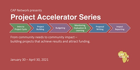 CAP Network Project Accelerator Series tickets