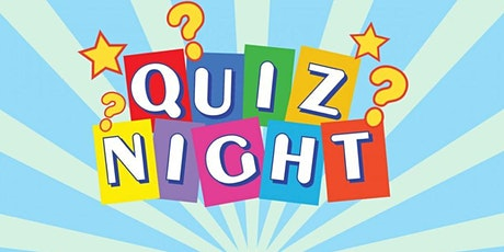 St. John's Church Quiz evening 7pm Saturday 23rd January 2021 on Zoom tickets