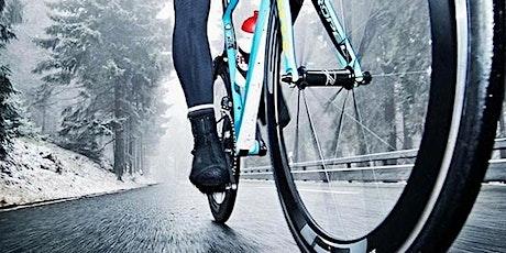 Cold Weather Biking Class / Aprenda como vestir para clima frio! tickets