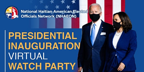 NHAEON Presidential Inauguration Virtual Watch Party tickets