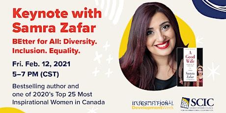 Keynote with Samra Zafar tickets