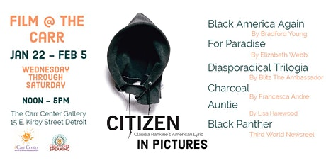 Fillm @ The Carr Presents: CITIZEN in Pictures tickets