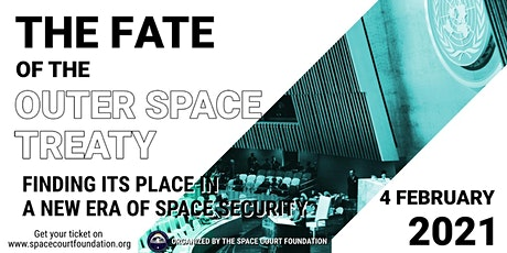The Fate of the Outer Space Treaty tickets