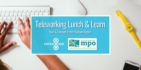 Teleworking Lunch & Learn tickets