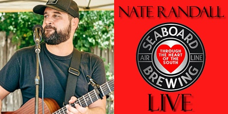 Nate Randall Live @ Seaboard Brewing | Taproom | Wine Bar tickets