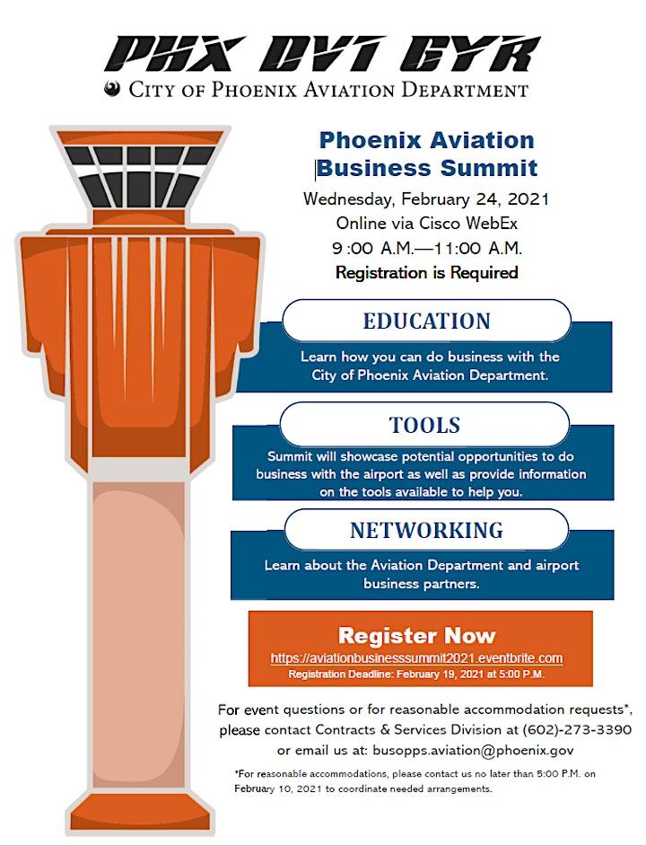 Aviation Business Summit 2021 image