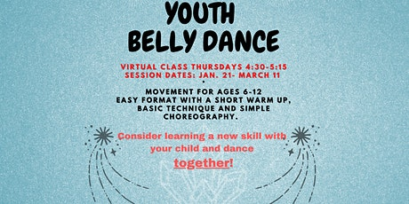 Youth Belly Dance tickets